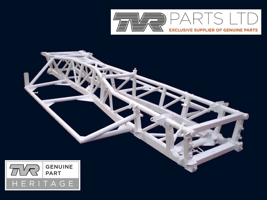 Image of replacement TVR chassis