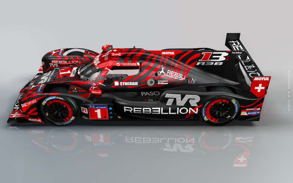Image of Rebellion R13 LMP1