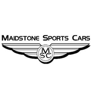 Maidstone_Sports_Cars Logo