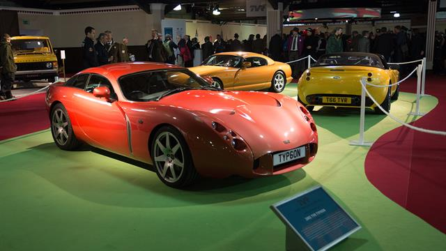 Tvr The Official Home Of Tvr